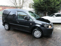 2012 Volkswagen Caddy 1.6TDI ( 102PS ) C20 FACTORY BLUETOOTH +1 OWNER VAN