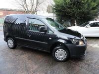2012 Volkswagen Caddy 1.6TDI ( 102PS ) C20 FACTORY BLUETOOTH +1 OWNER VAN