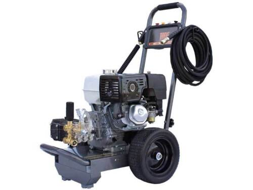 Brave Pressure Washer, 3000 PSI, 4.25 GPM - Powered by Honda GX340