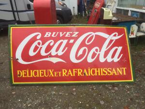 enseigne coke