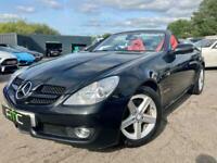 2009 Mercedes-Benz SLK200 Kompressor 1.8 Auto **Neck Scarf - Red Leather**