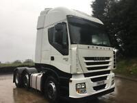 2013 13 Iveco Stralis 450 Euro 5 6x2 tractor unit