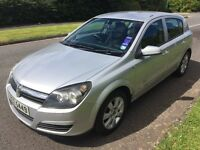 2005 Astra 1.6 breeze service history and mot