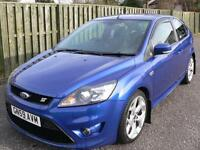 Ford Focus 2.5 ST-3 225 SIV 2009 ST3 Full leather . Mot'd