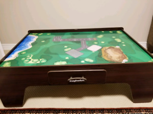 imaginarium train table for sale