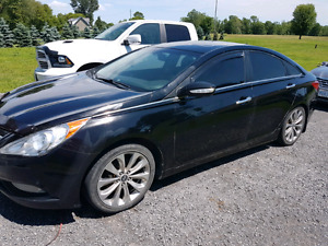 2011 sonata 2.0t limited with navigation certified