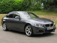 2017 67 BMW 3 SERIES 2.0 320D XDRIVE M SPORT 4D AUTO 188 BHP DIESEL