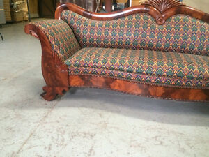 Antique Victorian Ornate Couch