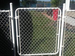 Portes de clôture