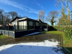 Super lodge for sale on Plas Coch, Anglesey North Wales