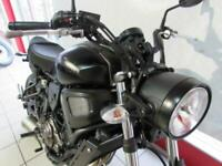 YAMAHA XSR700 ABS, 21 REG 0 MILES, BEST UK DEALS AND PRICES, RETRO 700cc YAMA...