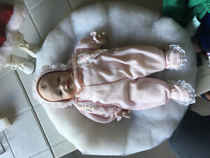Porcelain baby doll London Ontario image 1