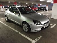 Ford Puma, swap for 4x4