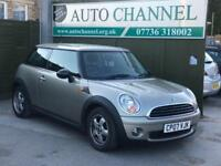 2007 MINI Hatch 1.4 One 3dr
