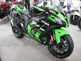 Kawasaki ZX10r KRT 2016 16 reg