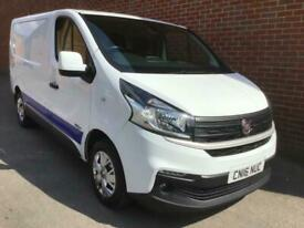 2016 Fiat Talento SWB 12 mot air-conditioning outstanding condition