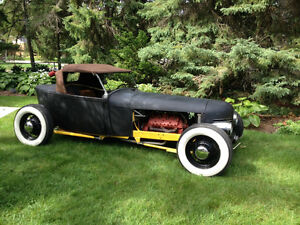 Rat rod Hot rod Custom 1929 Ford