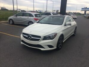 2014 MERCEDES BENZ CLA 250 4 MATIC , TOIT PANORAMIQUE.