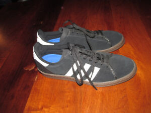 ADIDAS New CLASSIC 3 Stripe Casual Shoes MENS 8.5