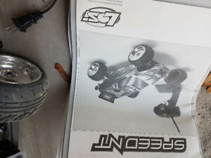 Remote Losi Gas Powered