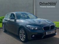 2018 BMW 1 Series 1.5 118i GPF Sport Sports Hatch Auto (s/s) 5dr Hatchback Petro