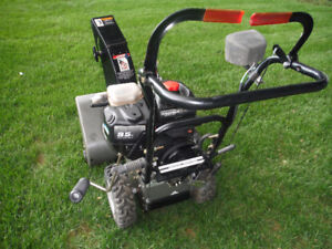 SEARS SNOWBLOWER 9.5 H.P. - 24 IN. -ELECTRIC START