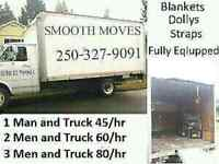Reliable Ontime (45/HR) Affordable Proffesional Movers