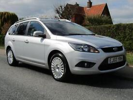 2011 Ford Focus 1.6 TDCi TITANIUM 5DR TURBO DIESEL ESTATE ** 33,000 MILES * F...