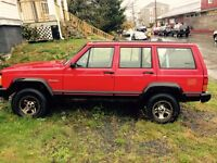 1996 Jeep Cherokee sport Other