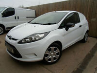 FORD FIESTA VAN 1.4 TDCI 2011 FULL SERVICE HISTORY 12 MONTH WARRANTY VGC