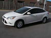 2012 Ford Focus Sel Safety & E-test  $ 9990