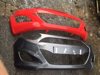 2012 Hyundai i10 and i20 genuine front bumper can post
