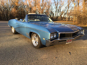 1968 Buick Skylark Convertible GS 350 Tribute