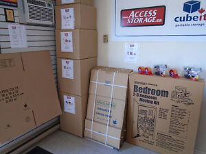 BOXES, BOXES, and BOXES....AND BUBBLE WRAP!