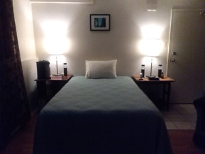 All Inclusive Bach Apt. Fully Furnished.
