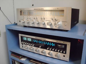 MARANTZ AND PIONEER AUDIO