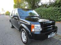 Land Rover Discovery 3 2.7TD V6 auto 2009MY GS
