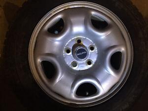 Michelin Green X Acura TL winter tires London Ontario image 4