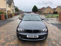 2008 BMW 1 Series 2.0 120i SE Hatchback 5dr Petrol Automatic (150 g/km, 170