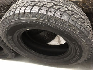 Hankook RW11 Ice Pike 265/70/18 Studded