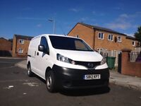 Nissan NV200 *Mint Condition *2012 *low mileage * No Vat*
