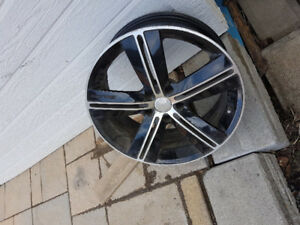 17 inch RTX Mages  5X115 Rims,