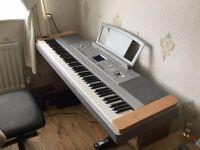 Yamaha DGX 640 Electronic Piano Very good condition