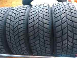 Winter tires 205 55 16 BMW