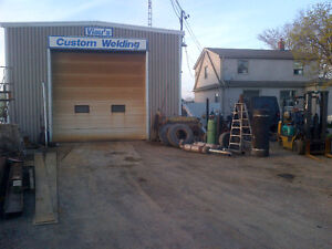 Stoney Creek Zoned Industrial with Residential