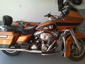 2008 Harley Davidson RoadGlide 105 anniversary ed
