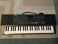 Yamaha 1980's sampling synth in mint condition