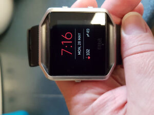 Fitbit Blaze looking for a new arm