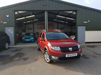 2014 Dacia Sandero Stepway 1.5dCi Ambiance DIESEL PX WELCOME