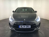 2014 CITROEN DS5 DSIGN HDI DIESEL HATCHBACK 1 OWNER FINANCE PX WELCOME